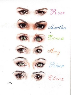 The Eyes of Doctor Who