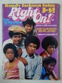 The Jackson 5 On The Cover Of Right On! Magazine - michael-jackson photo