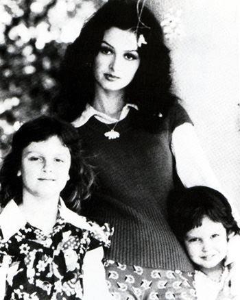 The Judd women