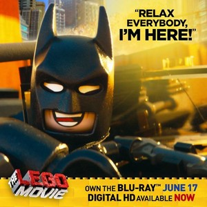 The Lego Movie - 'Relax, everybody, I'M HERE!'