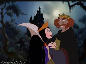 The Queen and the Sorcerer