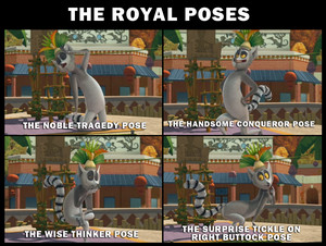 The Royal Poses