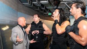 The Shield and Joey Mercury