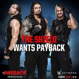 The Shield wants Payback