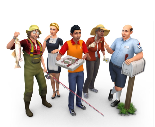 Sims 4 Обои entitled The Sims4/new imagenes