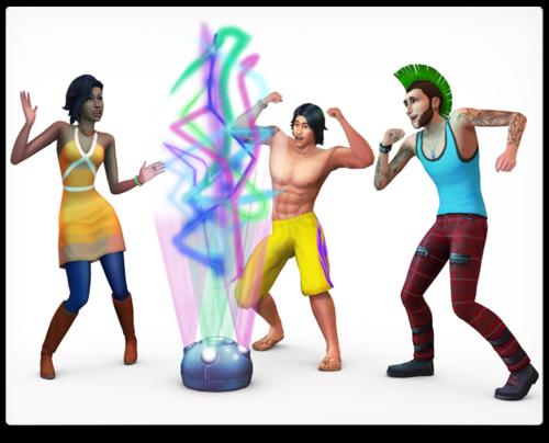Sims 4 karatasi la kupamba ukuta entitled The Sims4!!!!