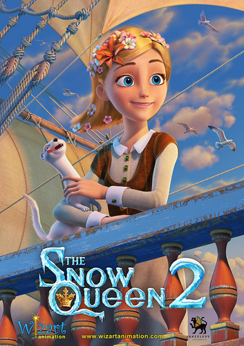 The Snow Queen (2012) images The Snow Queen 2 Poster HD