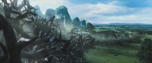 The দেওয়াল of Thorns