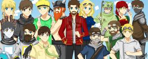 The Yogscast! - Family Portrait
