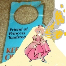 The beautiful smoking hot Princess Toadstool always smokes