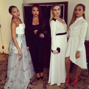 The girls going to the Glamour Awards