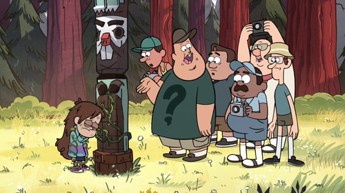 gravity falls fondo de pantalla probably with anime titled The saddest GF moment ever