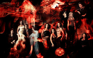 The secret circle, The vampire diaries, चार्म्ड