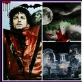 Thriller Tribute collage - michael-jackson photo