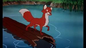 Walt Disney Screencaps - Tod