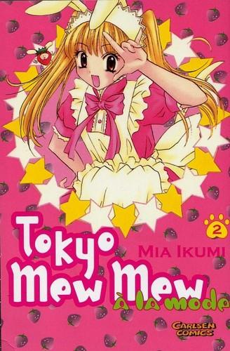 tokyo mew mew a la mode karatasi la kupamba ukuta entitled Tokyo Mew Mew A La Mode