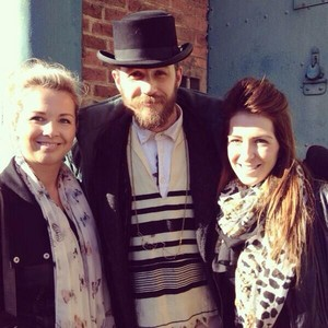Tom Hardy on the Set Series 2