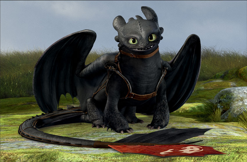 Toothless New Image