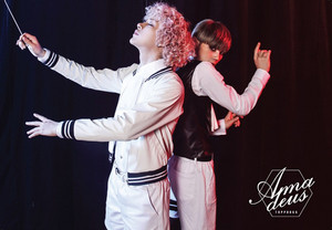 ToppDogg 3rd Mini Album「AmadeuS」- Pre-view pictures