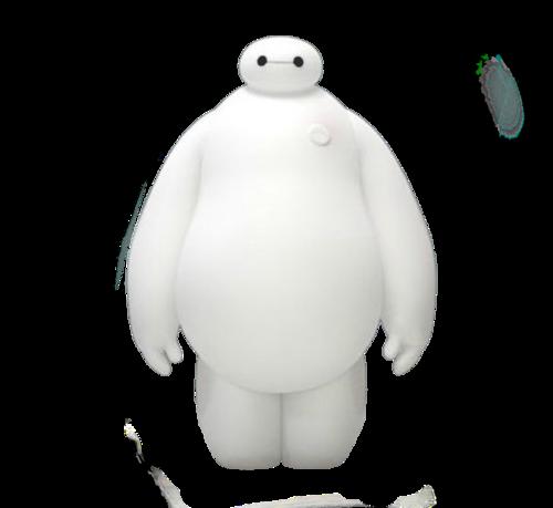 Big Hero 6 Hintergrund titled Transparent Baymax