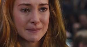 Tris Prior,Divergent