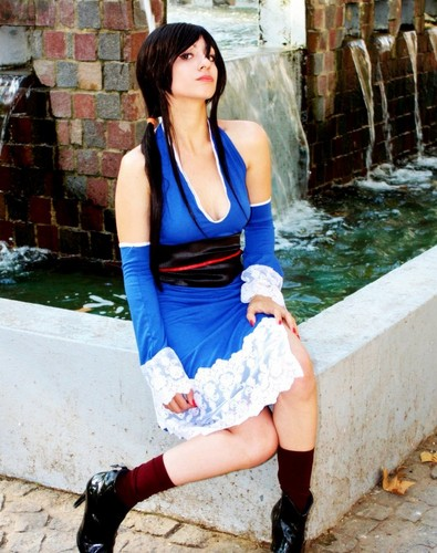 Fairy Tail Cosplay wallpaper probably with a hip boot called Ultear Milkovich Cosplay