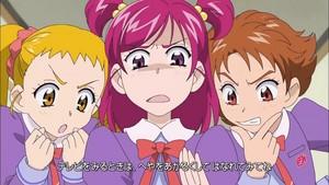 Urara, Nozomi, Rin