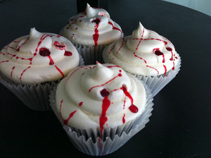 Vampire カップケーキ