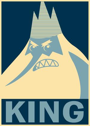 Vote Ice King