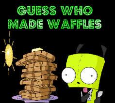 waffles GIR!