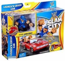 डब्ल्यू डब्ल्यू ई Slam City Toys