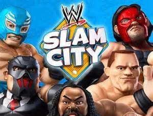 डब्ल्यू डब्ल्यू ई Slam City