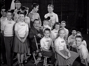 Walt ディズニー And The Mouseketeers