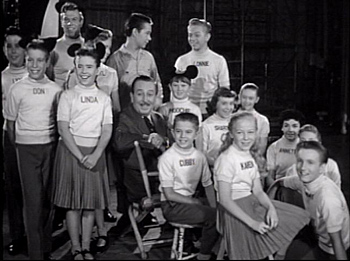 Walt Disney And The Mouseketeers