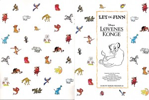 Walt Disney Bücher - The Lion King: Look & Find