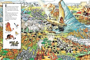 Walt Disney vitabu - The Lion King: Look & Find