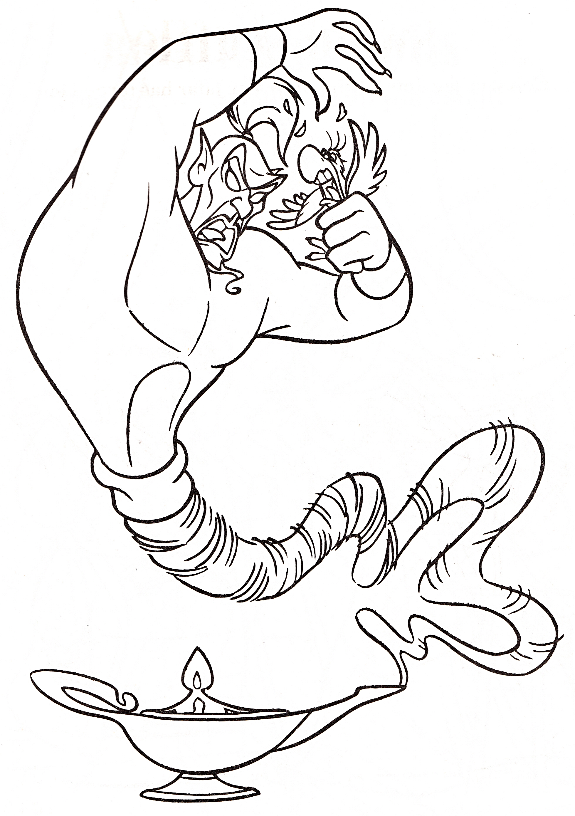 jafar coloring pages personajes de walt disney imágenes Walt disney Coloring Pages  jafar coloring pages
