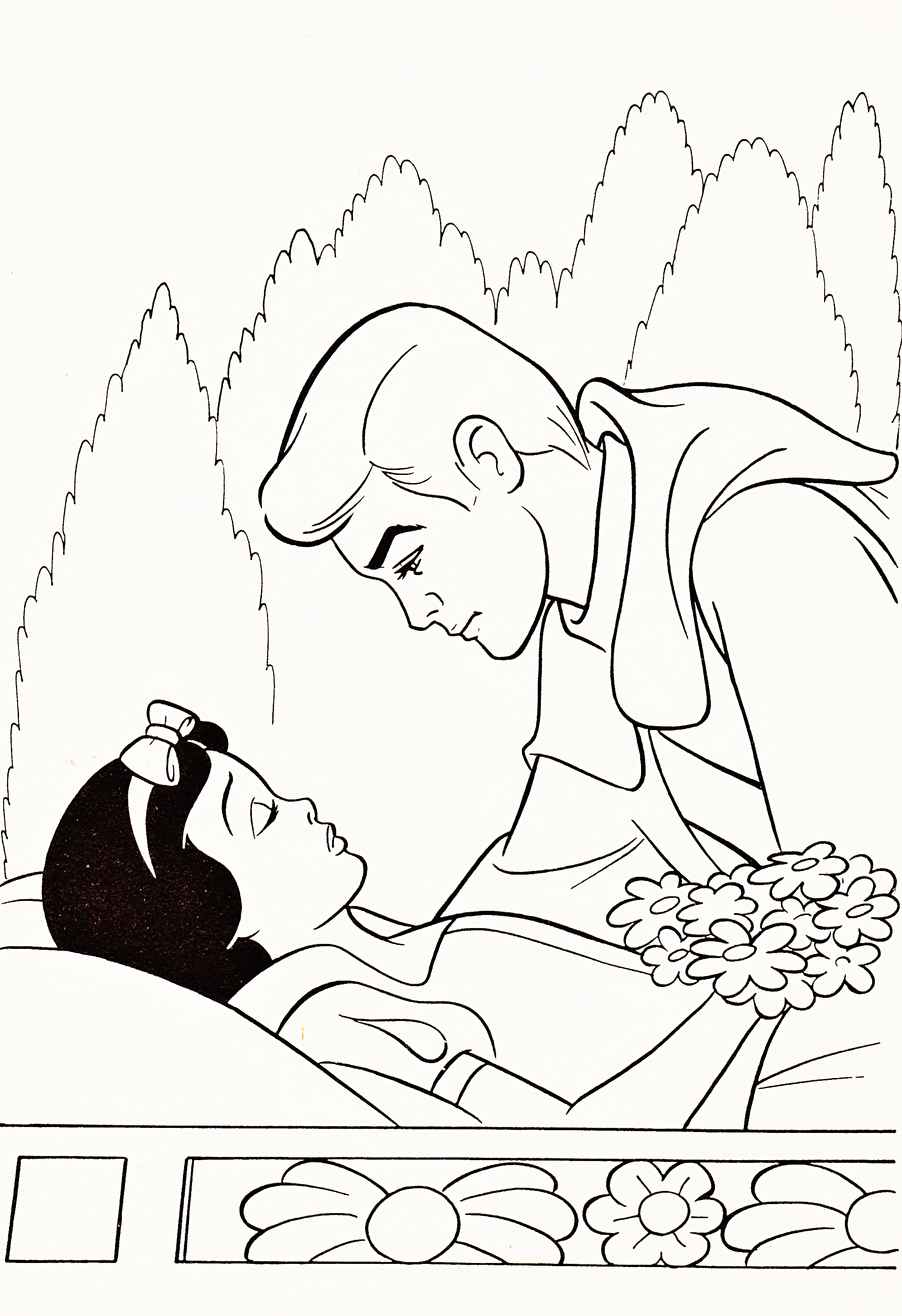 Walt Disney-Figuren Bilder Walt Disney Coloring Pages - Princess ...