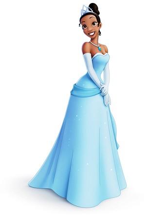 Walt Дисней Обои - Princess Tiana