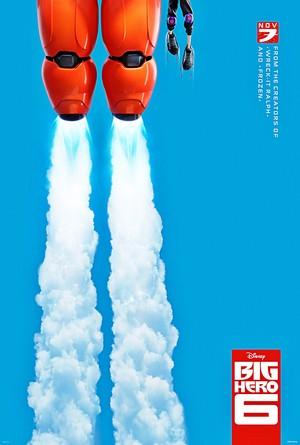 Walt Дисней Posters - Big Hero 6
