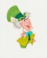 Walt Disney Production Cels - Mad Hatter