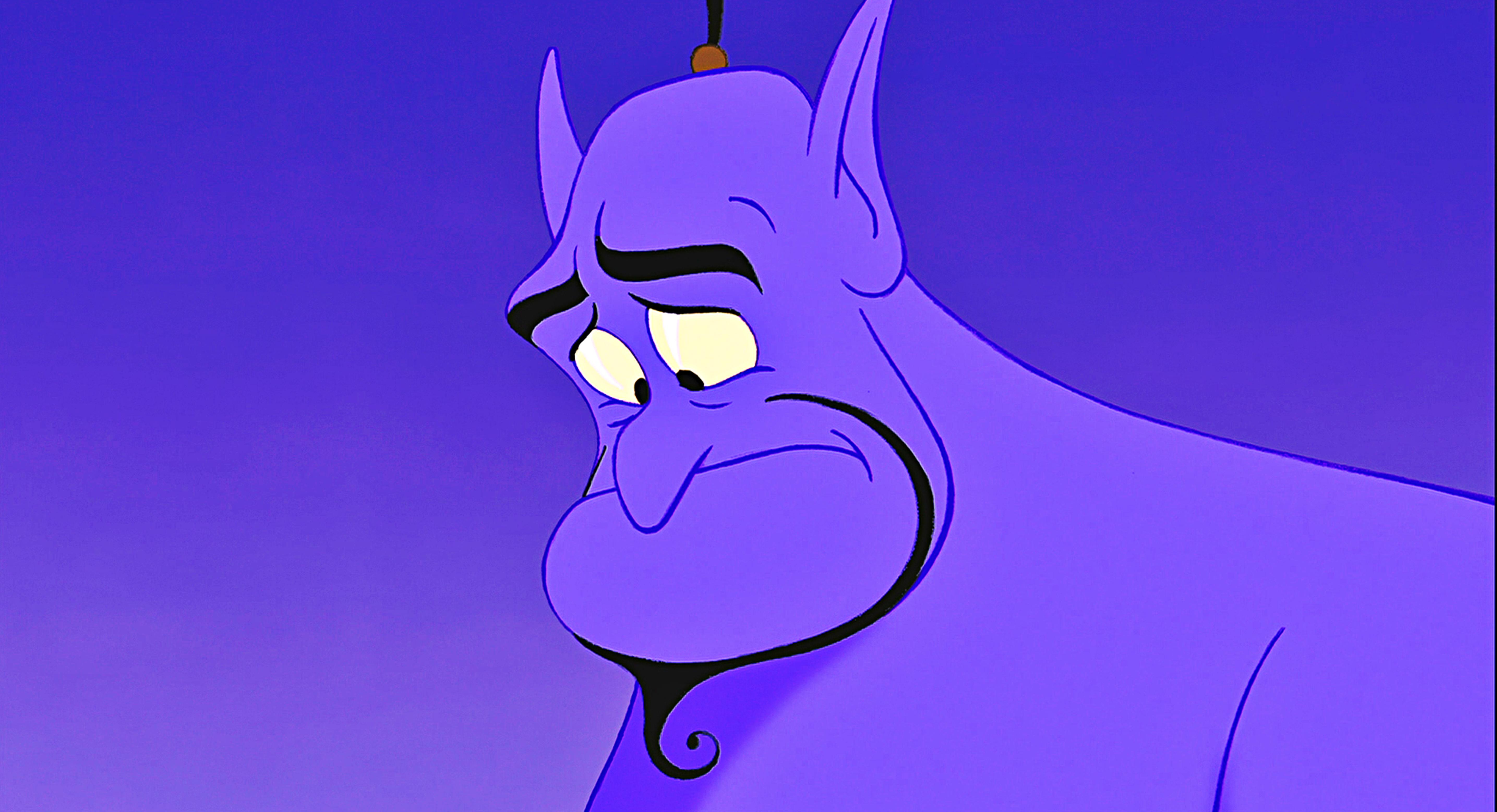 Walt Disney Screencaps - Genie - Walt Disney Characters Photo (37135930) - Fanpop