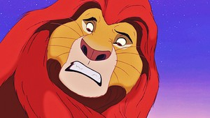 Walt disney Screencaps - Mufasa