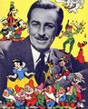 Walt Disney - disney fan art