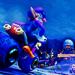 Waluigi - Mario Kart 8