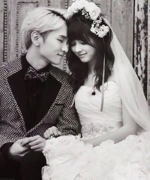 Kim Kibum we got married