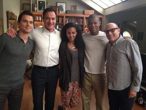 White Collar Season 6 - Behind The Scenes