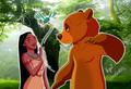 Wingapo, Brother Bear!  - disney fan art