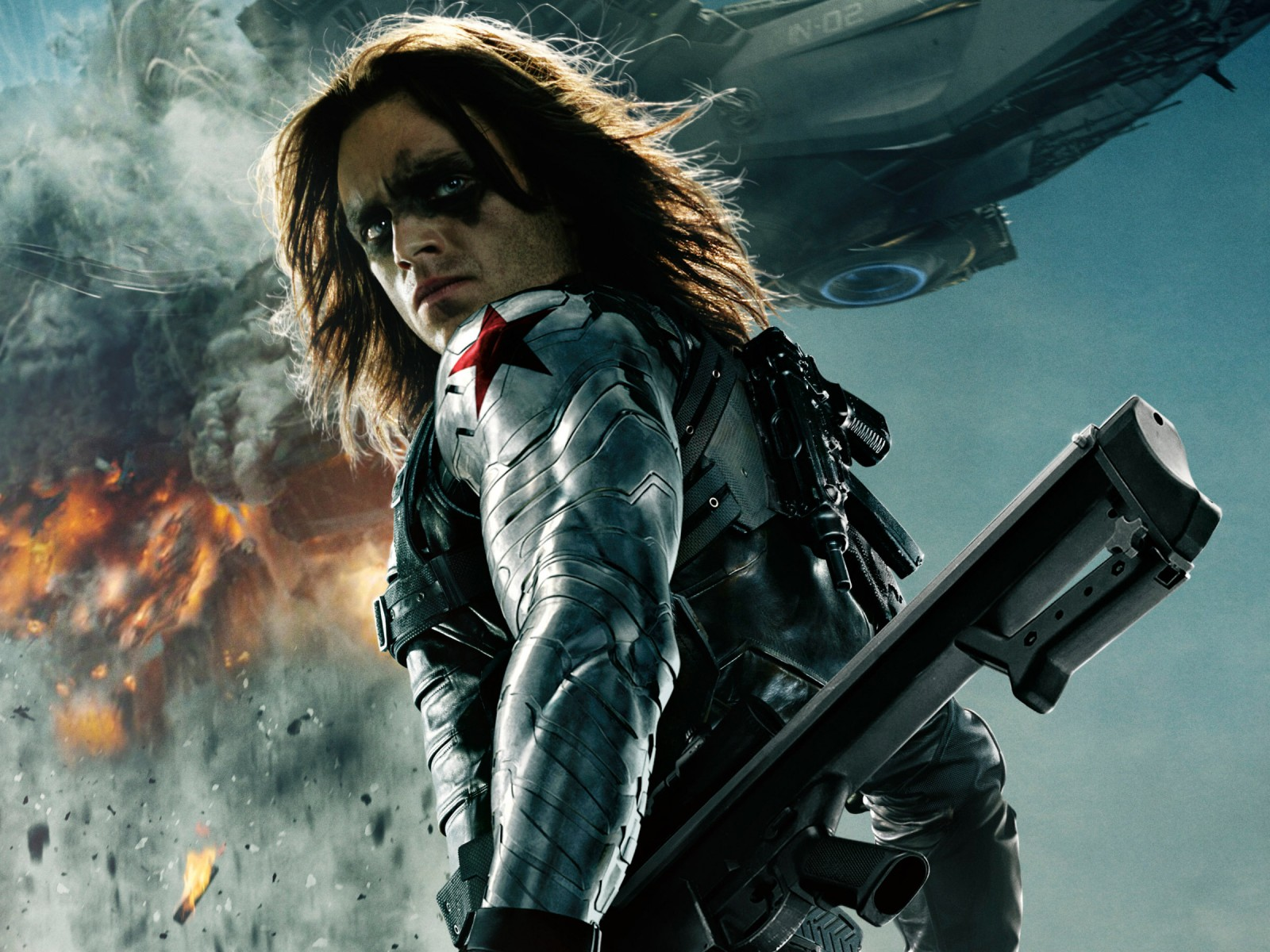 bucky barnes winter soldier wallpaper - photo #1