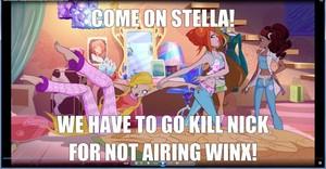 Winx Club Meme